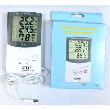 Электронный термометр-гигрометр TA318 с выносным датчиком