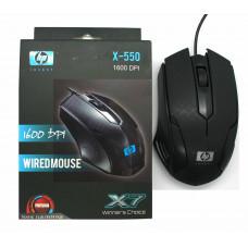 Мышь проводная HP MS-550