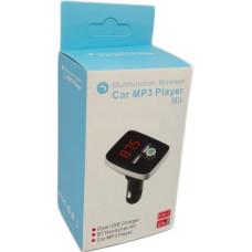 Автомобильный FM модулятор с Bluetooth M-3