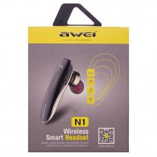 Моно Bluetooth-гарнитура Awei №1