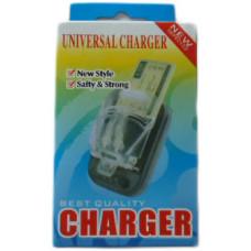 Универсальная зарядка для аккумуляторов мобильных телефонов Лягушка