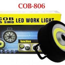 Фонарь автомобильный COB-806