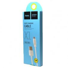 Кабель HOCO X1 Micro USB 1 метр