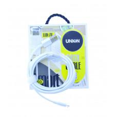 Кабель Union UN-711 Type-C 2 метра