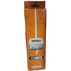 Кабель Union Un-08 iPhone 4