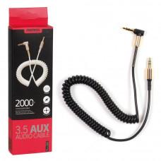 Аудио кабель AUX Remax RL-L200 2 метра в коробке
