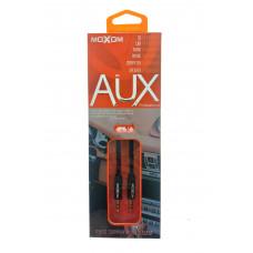 Аудио кабель Moxon AUX-11 1 метр в коробке