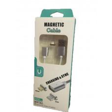 Магнитный кабель  iPhone