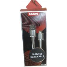 Магнитный кабель Union Un-36 iPhone