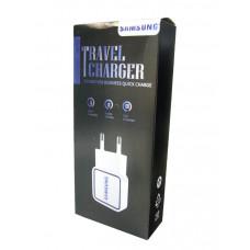 Сетевое зарядное устройство Samsung PLE202N 2 USB