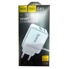 Сетевое зарядное устройство Hoco C41
