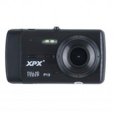 Видеорегистратор XPX P13 с двумя камерами