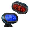 Автомобильные Часы-термометр VST 7009
