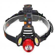 Налобный светодиодный фонарь HL-150-T6