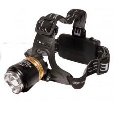 Налобный светодиодный фонарь D18-T6
