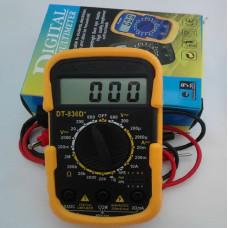 Мультиметр цифровой DT-830D+
