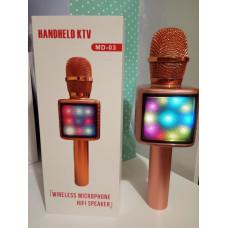 Микрофон караоке MD-03