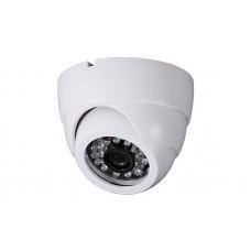 Аналоговая купольная камера видеонаблюдения D201