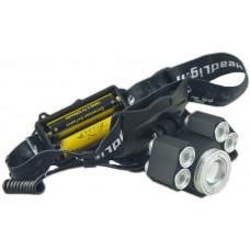 Налобный светодиодный фонарь HT-663