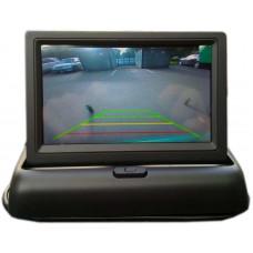 Экран для камеры заднего хода