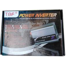 Авто инвертор TBF DC-12V/AC-220 1800W