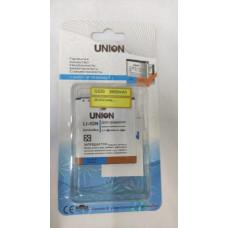 Аккумулятор Union G530 2600 mAh