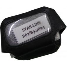 Кожаный чехол брелка StarLine B62/B92/B94