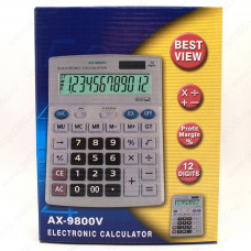 Калькулятор AX-9800a
