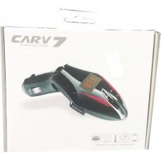 Автомобильный FM модулятор с Bluetooth CarV-7