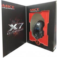 Мышь проводная игровая IMICE X7