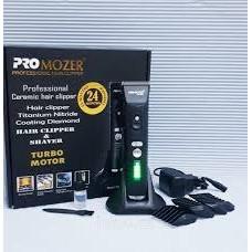 Mашинка для стрижки волос PROMOZER MZ-9821
